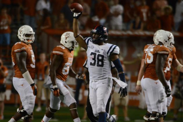 Victory at Texas Shows Rebels' Growth