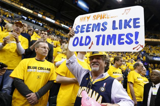 ESPN Gives Pacers, Colts High Marks for Fan-Friendliness