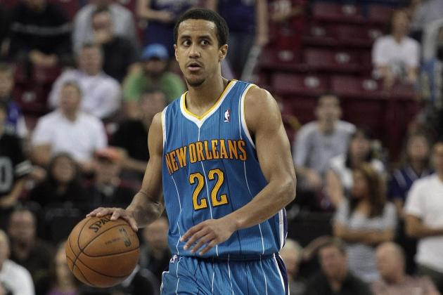 Brian Roberts Hoping to Emerge in Crowded Backcourt