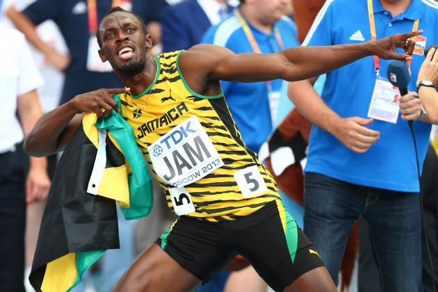 Usain Bolt Reconsidering Stance on Retiring After 2016 Summer Olympics in Rio