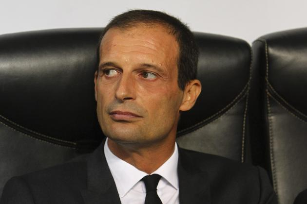 Allegri Hails Milan Spirit Against Celtic