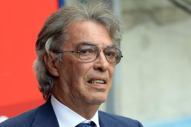 Moratti-Thohir Inter Deal Struck?
