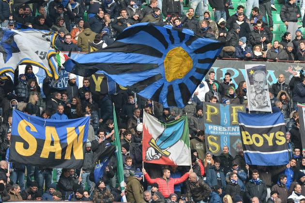 Inter Fan Bans After Clashes