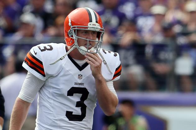 Brandon Weeden to See a Hand Specialist Today