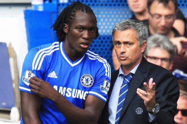 Jose Mourinho's Romelu Lukaku Mistake Could Cost Chelsea the Title