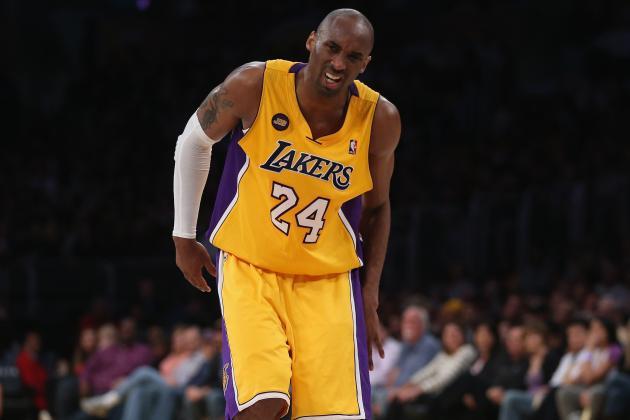 Breaking Down the Steps of Kobe Bryant's Return from Achilles Tear
