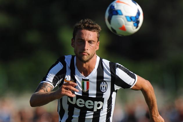Marchisio Back for Verona Tie?