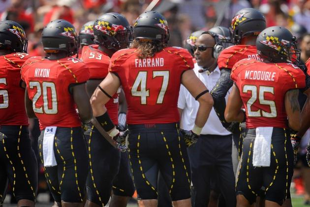 Maryland Terrapins Blow out Old Dominion for Second Straight Win
