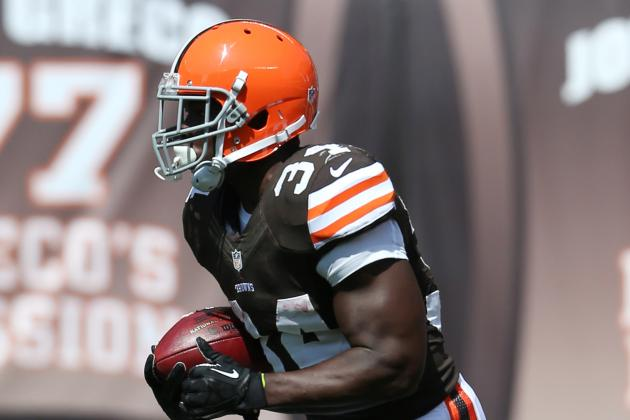 Bobby Rainey Has No Chance to Succeed as Cleveland Browns' Starting Running Back