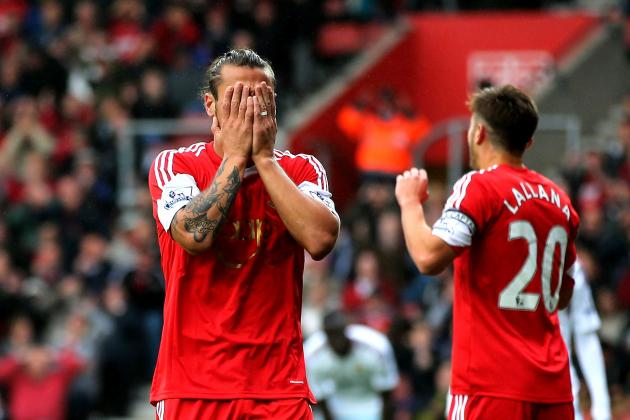 Southampton: Should the Saints Goal Drought Be a Cause for Concern?