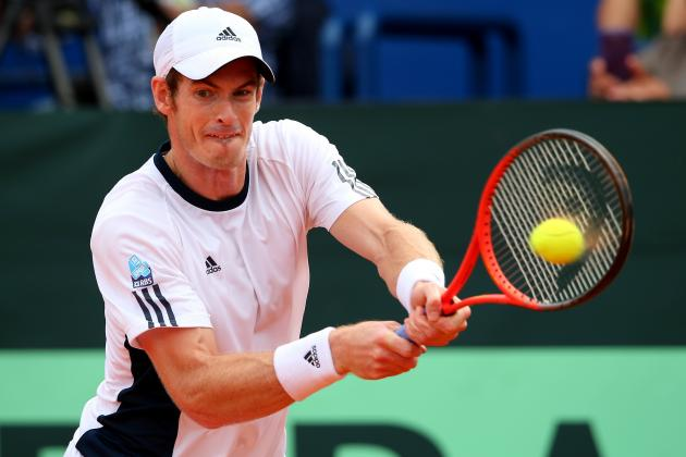 Andy Murray Injury: Updates on Tennis Star's Back, Potential Return Date