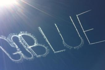 Michigan Athletics Reportedly Paid for 'Go Blue' Skywriting over MSU Stadium