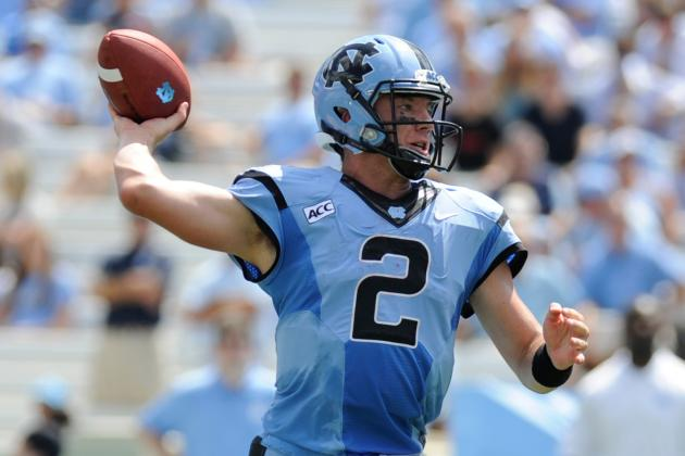 UNC Football: 5 Keys to Success Against a Strong Georgia Tech Squad