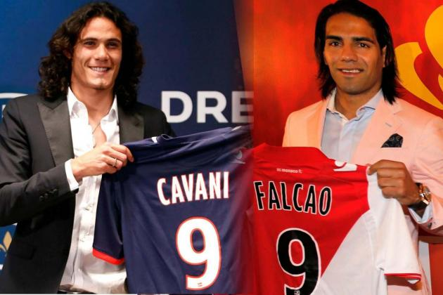 Edinson Cavani vs. Radamel Falcao: Who Is the Better Player?
