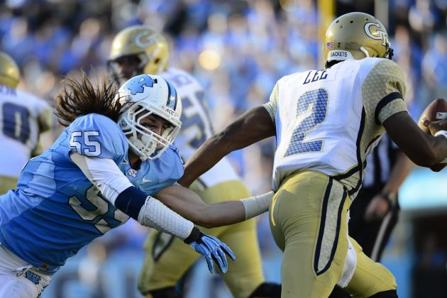 UNC to See More Than Just Option Against GT