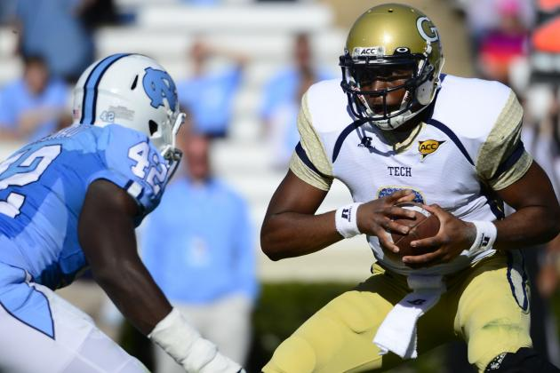UNC D Looks for Redemption Against GT