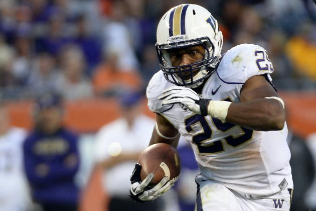 Top Prospect of Week Three: Washington RB Bishop Sankey
