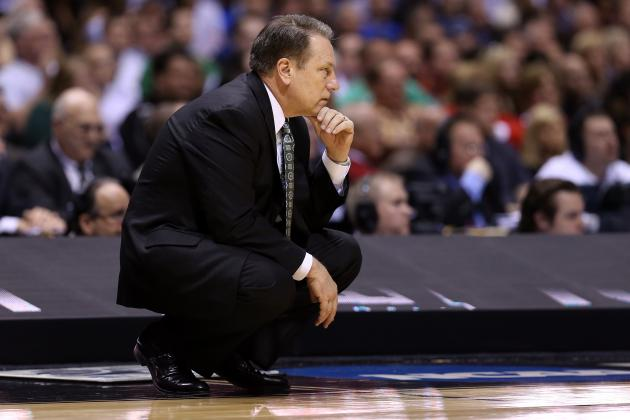 Will Lack of a 2014 Class Hurt Izzo, MSU?