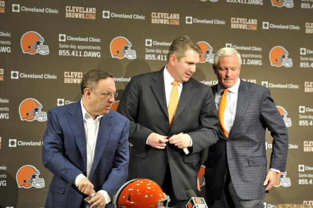Cleveland Browns Aren't Intentionally Tanking Season for Franchise Rebuild