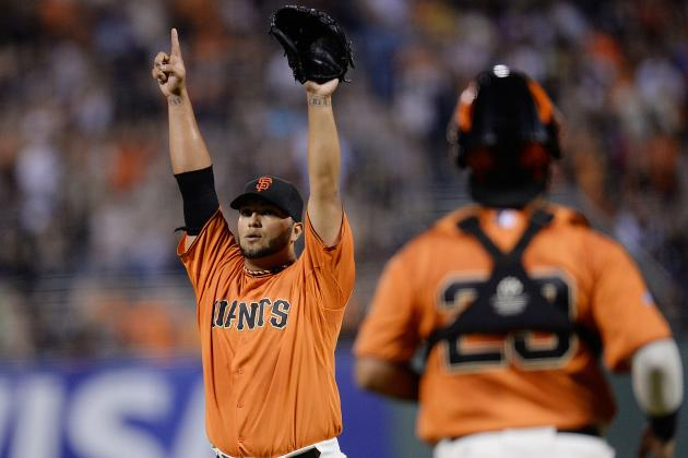 Has Yusmeiro Petit Earned a Spot in the S.F. Giants' 2014 Rotation?