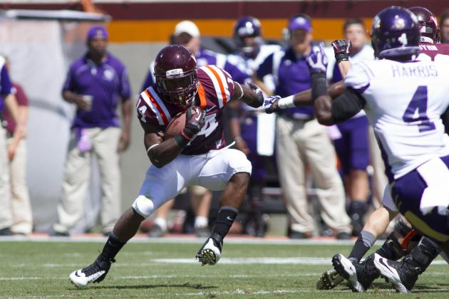 Why Trey Edmunds Is the Key to Virginia Tech Football's Season