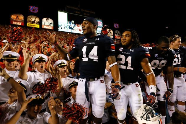 SEC Football Q&A: When Will Auburn Win Its Next National Championship?