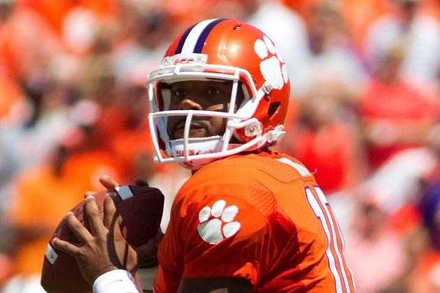 Clemson vs. NC State: Highlighting Top Players to Watch in Thursday's Matchup