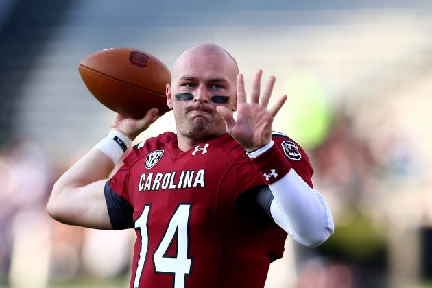 South Carolina Football: Can Offense Carry Gamecocks in SEC Play?
