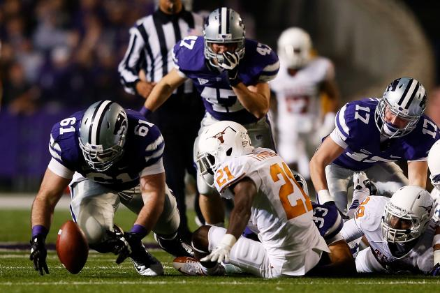 Kansas State vs. Texas: TV Info, Spread, Injury Updates, Game Time and More