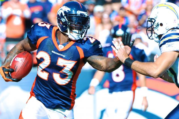 Willis McGahee Passes Physical, Signs with Cleveland Browns