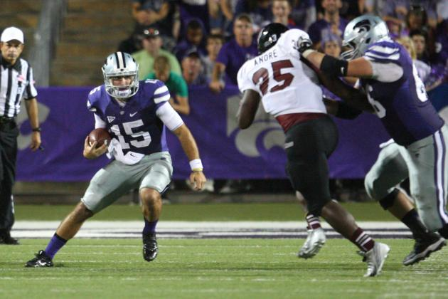 What to Watch for in the Big 12's Week 4