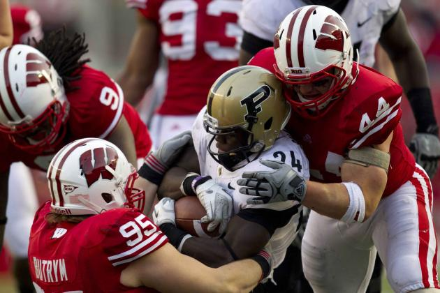 Purdue vs. Wisconsin: TV Info, Spread, Injury Updates, Game Time and More