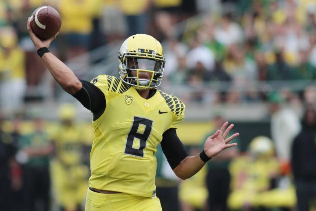 Of Interest: Bovada Names Mariota New Heisman Favorites