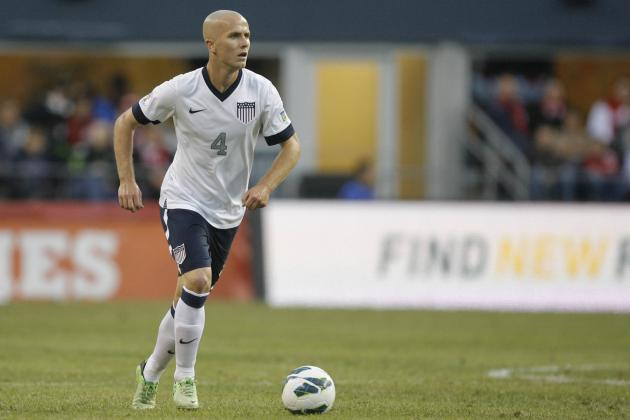 Why Michael Bradley Is Key to USMNT's World Cup Success
