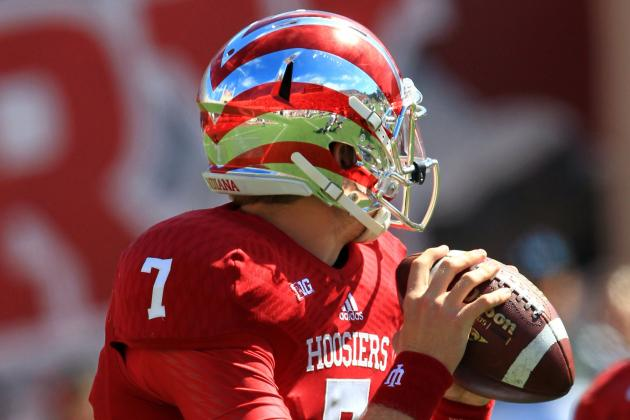 Sudfeld, Cook Are New No. 1s with a Bullet