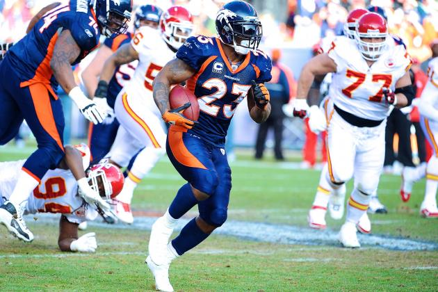 Willis McGahee Does Not Merit Major Fantasy Consideration with Cleveland Browns