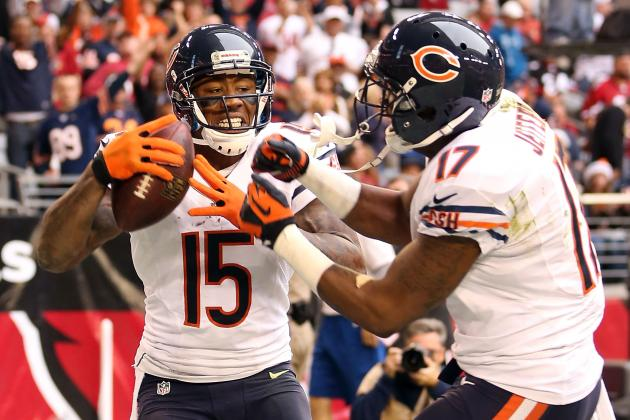 Alshon Jeffery's Updated Week 3 Fantasy Outlook After Brandon Marshall's Injury