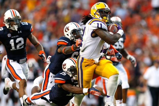 Debate: Predict the Final Score of the LSU vs. Auburn Game