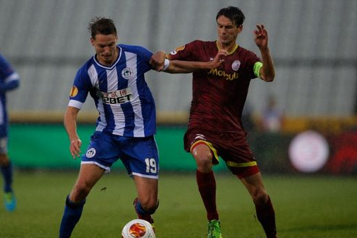 Dogged Latics Dig Deep in Belgium to Earn a Point
