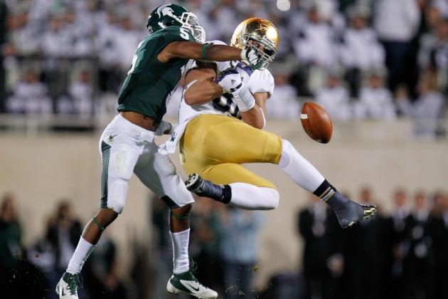 Debate: Predict the Final Score of the ND vs. MSU Game