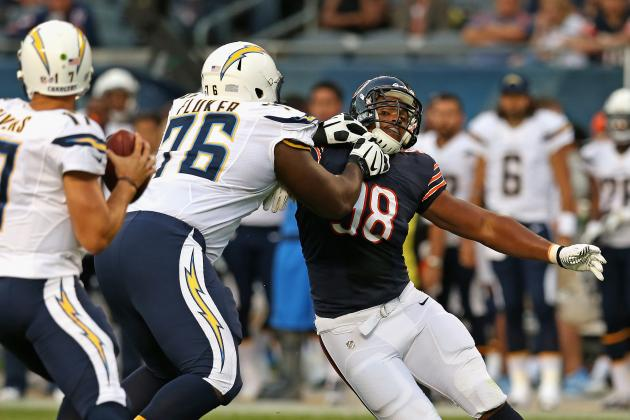 D.J. Fluker Held out After Concussion in Practice