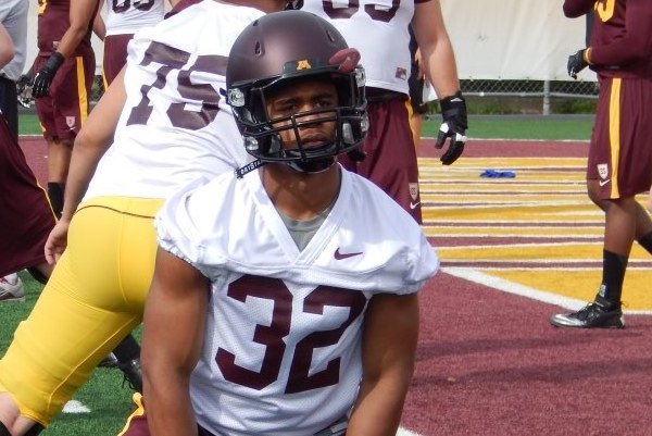 Minnesota Football: Gophers May Redshirt Berkley Edwards