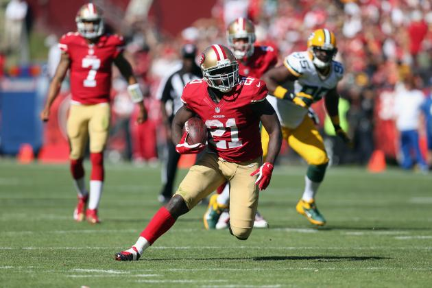 Why You Should Trade Frank Gore Off Your Fantasy Football Team