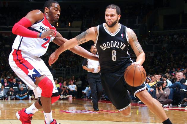 MVP Talk 'Excites' Deron Williams; Nets Star Wants to Push the Pace Offensively