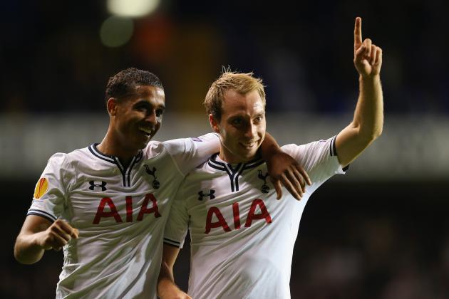 Tottenham Hotspur vs. Tromso IL: Score, Grades and Post-Match Reaction