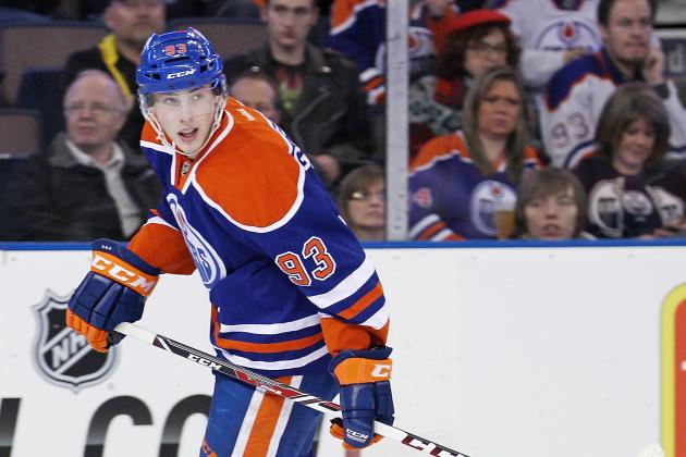 Ryan Nugent-Hopkins Contract: What's Oilers Future with Young Stars Locked Up?