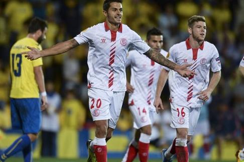 Sevilla Beat Estoril 2-1