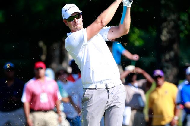 Tour Championship 2013 Leaderboard Day 1: Scores, Standings and Results