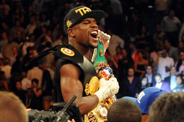 Mayweather-Alvarez Top Grossing PPV Fight