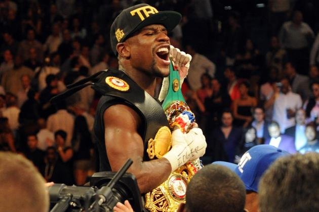 Mayweather vs. Alvarez Fight Reportedly Draws Record $150 Million PPV Revenue